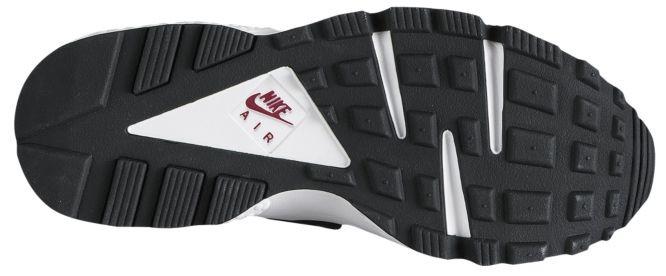 best authentic bc78c 0a370 ... Nike Air Huarache Suede Premium - Light Bone Black Noble Red Plum Fog