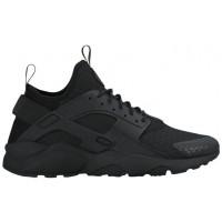 Nike Sportswear Air Huarache Run Ultra Premium - Men's Trainers - Black