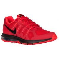 Nike Performance Air Max Dynasty - University Red/Bright Crimson/Black - Men's Running Shoes
