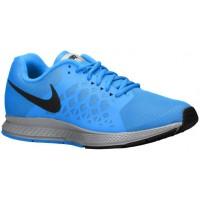 Nike Sportswear Air Pegasus 31 Flash - Reflective Silver/Photo Blue/Black - Men's Trainers