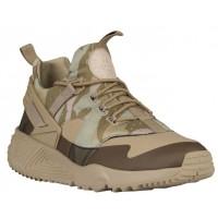 Nike Air Huarache Utility - Men's Trainers - Khaki/Matte Olive