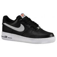 Nike Sportswear Air Force 1 Low - Men's Shoes - Black/White/Black