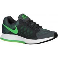 Nike Sportswear Air Pegasus 31 - Dark Grey/Flash Lime/White/Poison Green - Men's Running Shoe