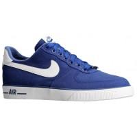 Nike Sportswear Air Force 1 AC - Deep Royal Blue/White - Men's Casual Shoes