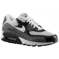 Nike Sportswear Air Max 90 Essential - Grey Mist/Black/Dark Grey/White - Men's Running Shoes