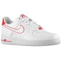Nike Sportswear Air Force 1 Low - Men's Sneaker - White/University Red