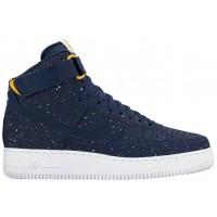 Nike Air Force 1 High - Men's Sneaker - Midnight Navy/Varsity Maize/White
