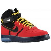 Nike Sportswear Air Force 1 High Supreme Bakin' - University Red/Black - Men's Casual Shoes