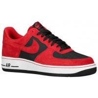 Nike Sportswear Air Force 1 Low - Men's Shoes - University Red/Black/University Red