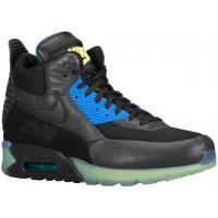 Nike Sportswear Air Max 90 Sneakerboot - Men's - Black/Dark Ash/Photo Blue