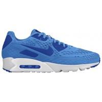Nike Air Max 90 Ultra - Light Photo Blue/Horizon/White/Game Royal - Men's Running Shoes