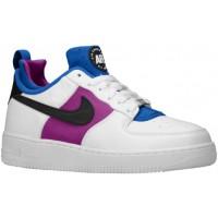 Nike Air Force 1 Comfort Huarache - White/Black/Lyon Blue/Bold Berry - Men's Sneaker