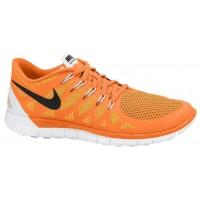 Nike Performance Free 5.0 - Total Orange/Atomic Mango/Metallic Silver/Black - Men's Trainers