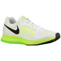Nike Sportswear Air Pegasus 31 - White/Volt/Hyper Cobalt/Black - Men's Running Shoe