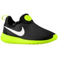 Nike Roshe One Slip On - Men's Training Shoe - Black/Volt/White