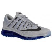 Nike Air Max 2016 - Wolf Grey/Racer Blue/Sail/Black - Men's Running Shoes