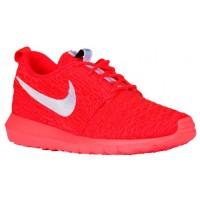 Nike Roshe One Flyknit NM - Men's Shoe - Bright Crimson/University Red/White