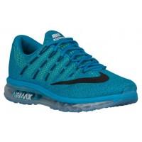 Nike Air Max 2016 - Men's Running Shoes - Blue Lagoon/Brave Blue/Volt/Black