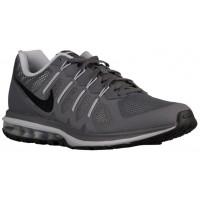 Nike Performance Air Max Dynasty - Dark Grey/Wolf Grey/Black - Men's Neutral Running Shoes