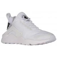 Nike Sportswear Air Huarache Run Ultra - White/Black - Women's Shoes