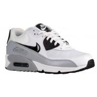 Nike Sportswear Air Max 90 Essentials - White/Black/Wolf Grey - Women's Running Shoes