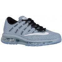 Nike Sportswear Air Max 2016 - Blue Grey/Black/Dark Purple Dust/White - Ladies Trainers
