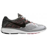 Nike Flyknit Lunar 3 - Wolf Grey/Black/White - Ladies Sneaker