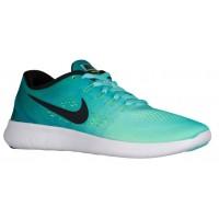 Nike Performance Free RN Hypernational - Women's Trainers - Hyper Turquoise/Rio Teal/Volt/Black