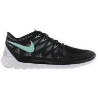 Nike Performance Free 5.0 - Ladies Trainers - Black/Medium Mint/Wolf Grey/Cool Grey