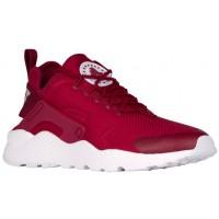 Nike Sportswear Air Huarache Run Ultra - Noble Red/White - Women's Shoes