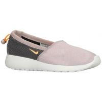 Nike Roshe One Slip - Md Orewood Brn/Lt Lucid Grn/Summit Wht/Atmic Mango - Women's Training Shoe