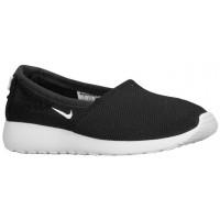 Nike Roshe One Slip - Black/Geranium/Light Base Grey/White - Women's Shoe