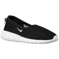 Nike Performance Roshe One Slip - Black/White - Women's Training Shoe