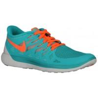 Nike Performance Free 5.0 - Women's Running Shoe - Hyper Jade/Hyper Turquoise/Summit White