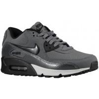 Nike Sportswear Air Max 90 - Women's Running Shoes - Pure Platinum/Black/Dark Grey