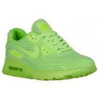 Nike Sportswear Air Max 90 Ultra Breathe - Ghost Green/Electric Green - Women's Running Shoes
