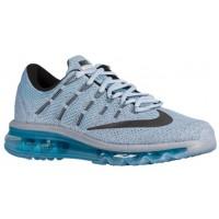 Nike Sportswear Air Max 2016 - Women's Shoes - Blue Grey/Black/Gamma Blue/Ocean Fog