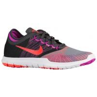 Nike Performance Flex Adapt - Cool Grey/Total Crimson/Anthracite/Hyper Violet - Women's Sneaker