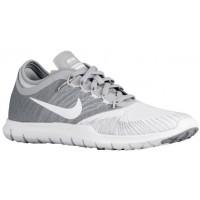 Nike Performance Flex Adapt - Pure Platinum/Black/White - Women's Sports Shoes