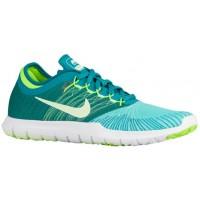 Nike Performance Flex Adapt - Hyper Jade/White/Radiant Emerald/Electric Green - Women's Sneaker