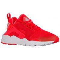 Nike Air Huarache Run Ultra - Bright Crimson/White - Women's Shoes
