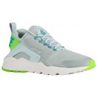 Nike Sportswear Air Huarache Run Ultra - Fiberglass/Electric Green/Gamma Blue - Women's Trainers