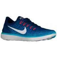 Nike Performance Free RN Distance Hypernational - Coastal Blue/Heritage Cyan/Gamma Blue/Off White - Women's Running Shoe