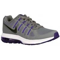 Nike Performance Air Max Dynasty - Ladies Trainers - Cool Grey/Fierce Purple/Hyper Grape/Black
