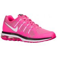 Nike Performance Air Max Dynasty - Pink Blast/Black/White - Ladies Running Shoes