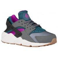 Nike Air Huarache - Dark Grey/Teal - Women's Running Shoes