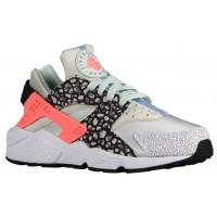 Nike Sportswear Air Huarache Premium - Women's Shoes - Pure Platinum/Aluminum/Fiberglass