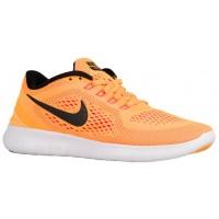 Nike Performance Free RN - Ladies Training Shoe - Laser Orange/Pink Blast/Total Orange/Black