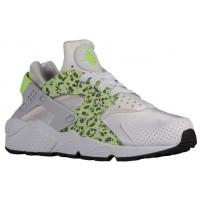 Nike Air Huarache Premium - Women's Trainers - White/Ghost Green/Pure Platinum