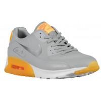 Nike Sportswear Air Max 90 Essential - Women's Running Shoes - Wolf Grey/Laser Orange/Total Orange/Cool Grey